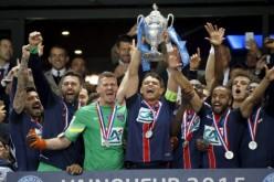 ПСЖ с трети трофей за сезона