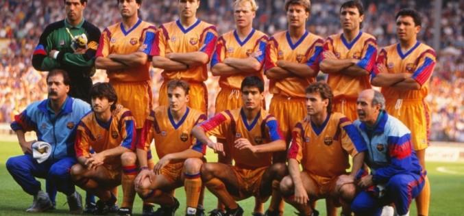 Дриймтимът на Барселона – 23 години по-късно