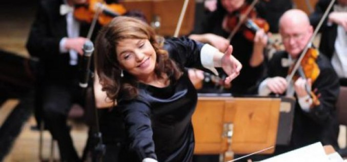 Нов трус във Филхармонията – изгониха баронеса