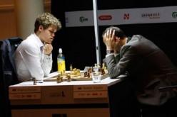 Топалов победи световния шампион Карлсен
