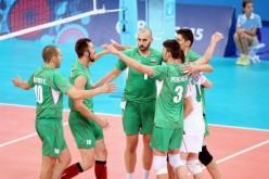 Волейболистите на полуфинал в Баку