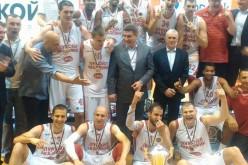 Лукойл Академик ликува с шампионската титла