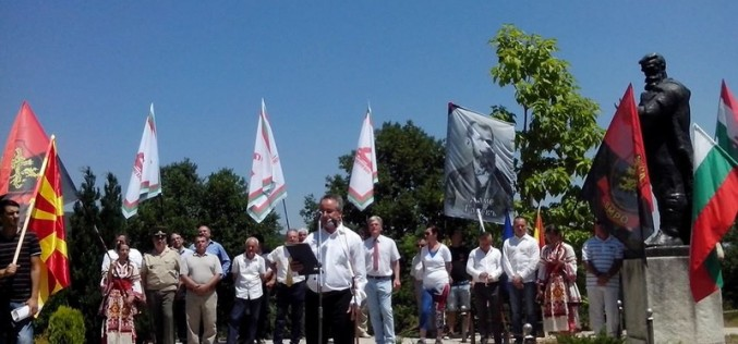 Стотици почетоха Илинден в Смилево