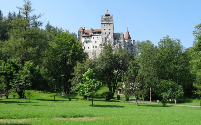 До замъка на Дракула и обратно (СНИМКИ)