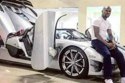 Мейуедър пръсна 5 милиона долара за кола