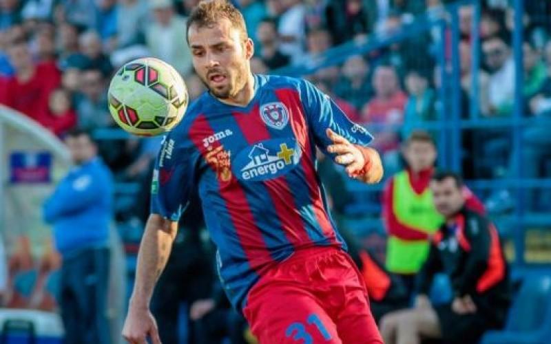 Манолов вкара гол за Търгу Муреш