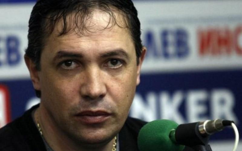 И Велков отказа на Локо (Сф)