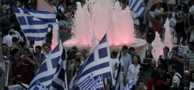 Западните медии: Гърция написа предсмъртното си писмо