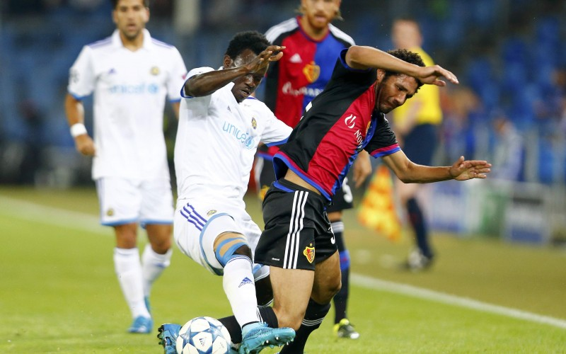 Изгонен от Левски прави подвиг в Шампионската лига