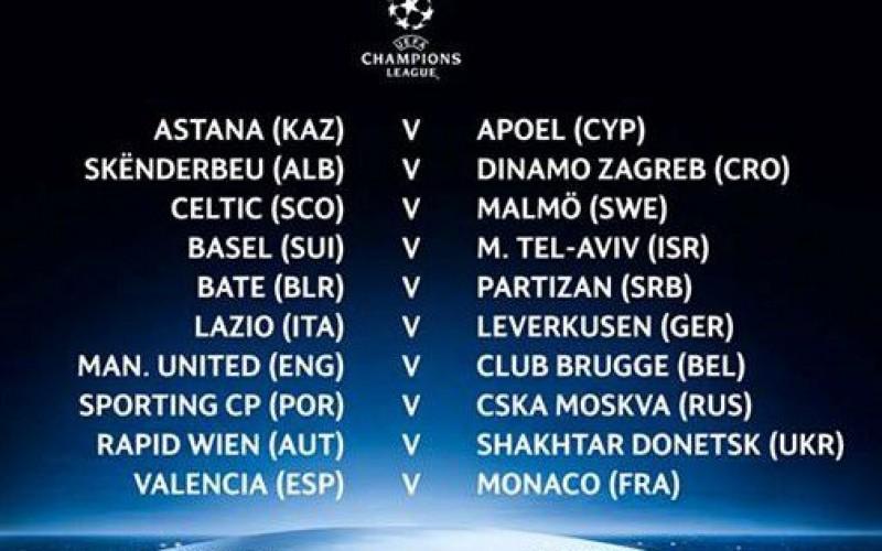 Валенсия – Монако е дербито от плейофите на Шампионската лига