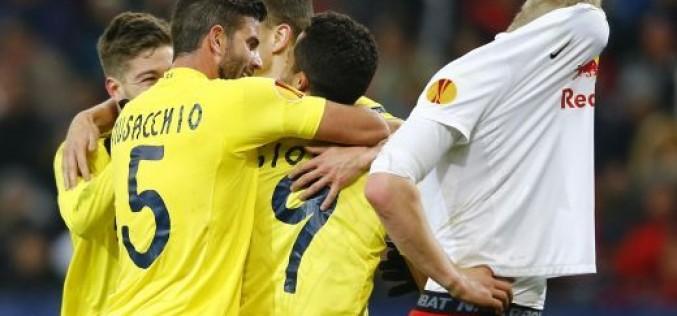 """Еспаньол не спря """"жълтата подводница"""""""