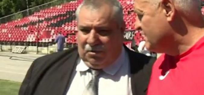 Треньорът на Локо (Сф): Касев ме уволни на полувремето, разпуснахме отбора