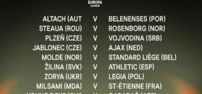 Македонци чакат Благо Георгиев и Рубин в Лига Европа