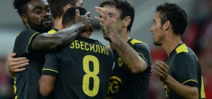 Ивелин Попов и Спартак се издъниха срещу новак