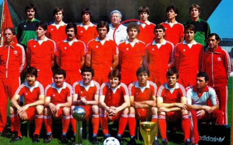 Почина бившият футболен национал Динко Димитров