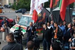 Протестираха пред СЕМ срещу турския език по БНР