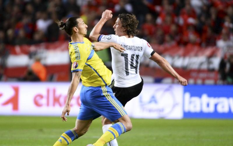 Австрия разгроми Швеция, класира се на Евро 2016