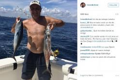 Камата изби рибата