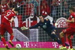 Левандовски избухна с 5 гола за 9 минути! (видео)