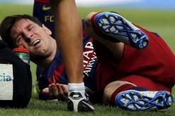 Тежък удар за Барса – Меси аут за два месеца!