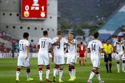 Германия покори Шотландия в драма
