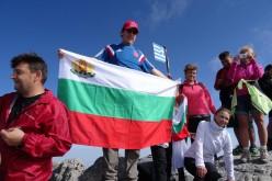 С гайда и български дух при боговете на Олимп