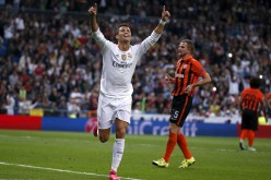 Роналдо избухна, Реал (Мадрид) разби Шахтьор