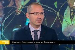 Джамбазки: Вече имаме мигрантски въпрос