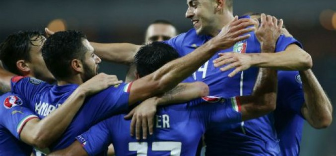 Италия се разходи до Баку, Норвегия без ядове срещу Малта