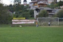 Локо (Сф) размаза и Изтребител, екшън на игрището в Иваняне