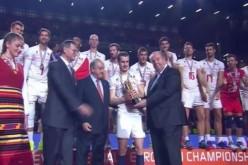 Франция спечели Евроволей 2015