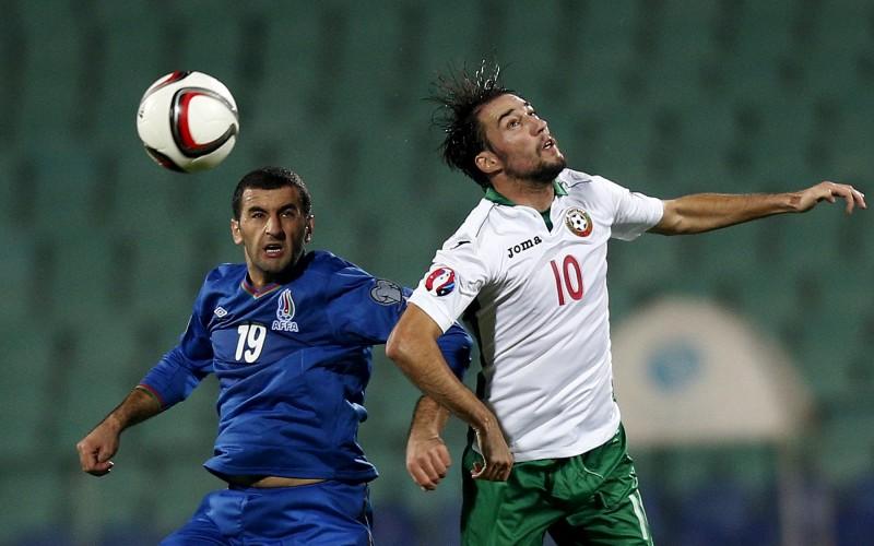 Бихме Азербайджан пред празни трибуни