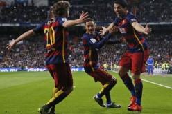 Барса направи за смях Реал насред Мадрид