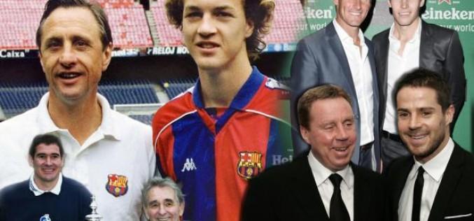 """Проклятието """"Син на футболна звезда"""", или колко тежи бащиното име"""
