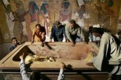 Откриха тайна стая в гробницата на Тутанкамон