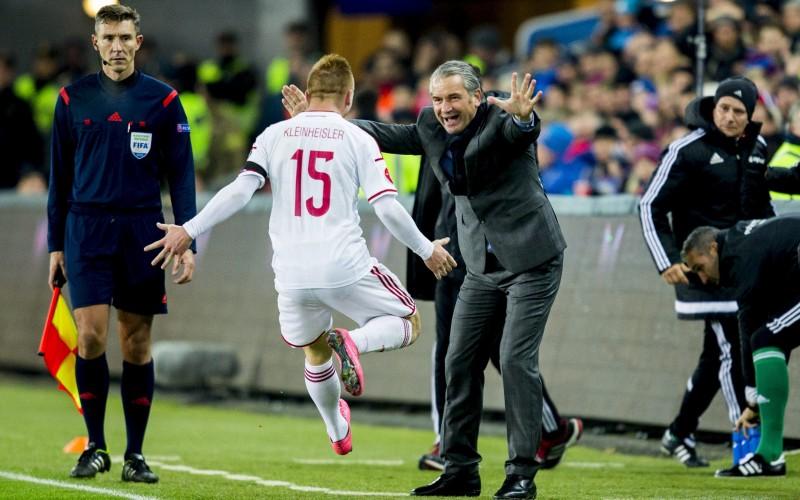 Унгария вече е на крачка от Евро 2016 (ВИДЕО)