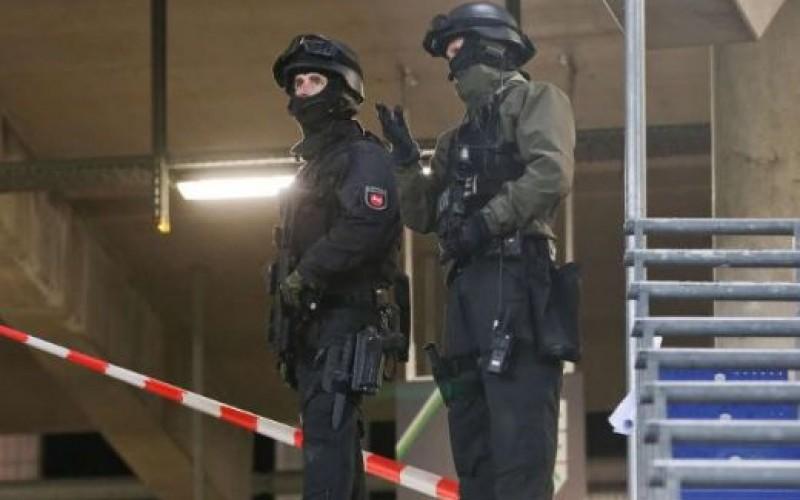 Бомбена заплаха изплаши Германия
