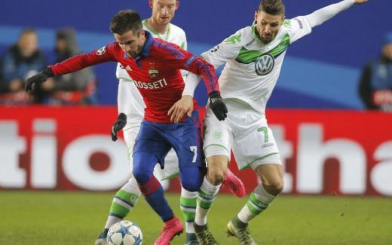 Миланов и ЦСКА отпаднаха от Шампионската лига