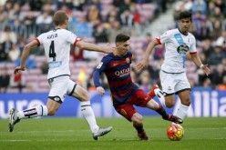 Барса се издъни срещу Депортиво