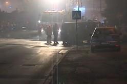 Стрелба до офиса на Алексей Петров
