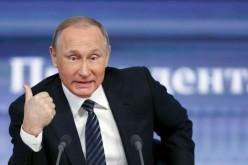 Путин размаха пръст на България (ВИДЕО)