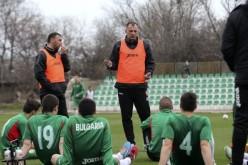 Антони Здравков: Ще класирам младежите на Европейското