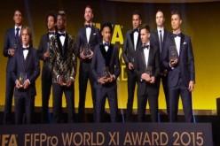 Вижте идеалният отбор за 2015 г.