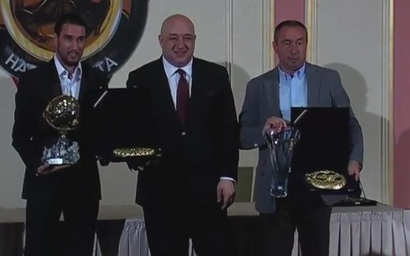 Без изненади: Ивелин Попов и Мъри Стоилов са №1 (ВИДЕО)