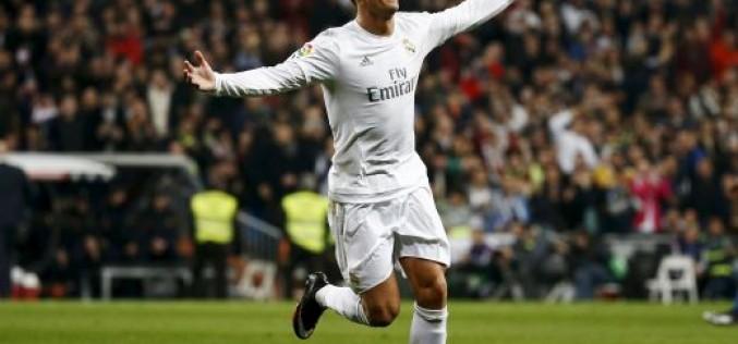 Реал (Мадрид) разби Еспаньол (ВИДЕО)