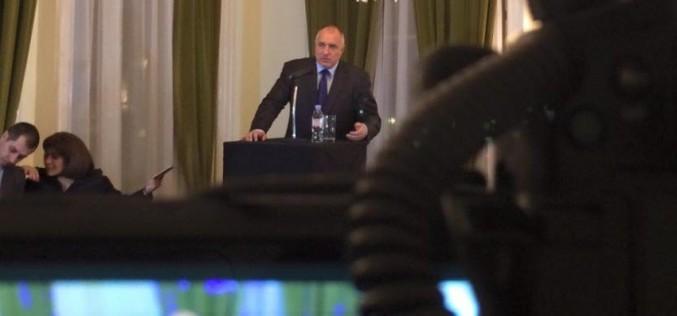 Борисов в Лондон: Кво чакате, бе!? Реформи ли? (ВИДЕО)