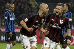 Милан отвя Интер във вечното дерби (ВИДЕО)