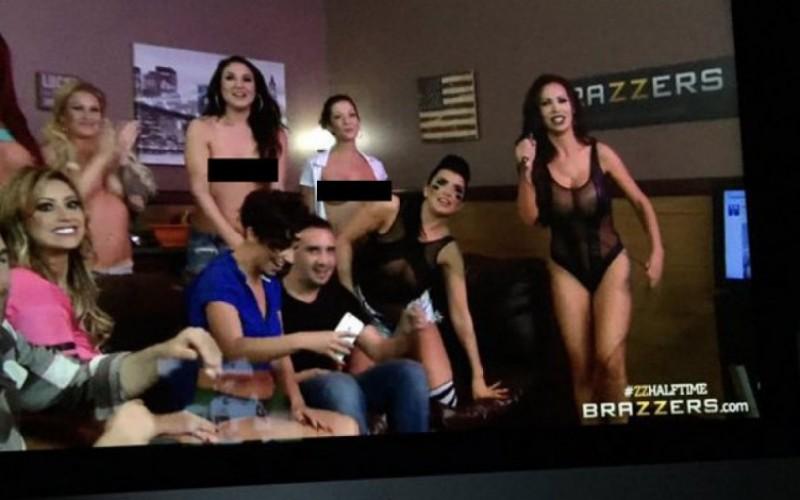 Порно сайт удари Супербоул по рейтинг (ВИДЕО)