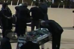 Какво остави Стоичков в ковчега на Трифон Иванов?