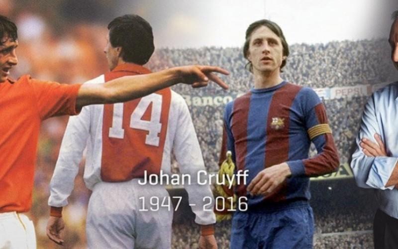 Йохан Кройф – лицето на тоталния футбол